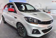 Tata Tigor JTP Auto Expo 2018 Front Right IAB
