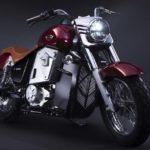 UM Renegade Thor Electric Motorycle Front Quarter 2018