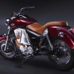 UM Renegade Thor Electric Motorycle Rear Quarter 2018