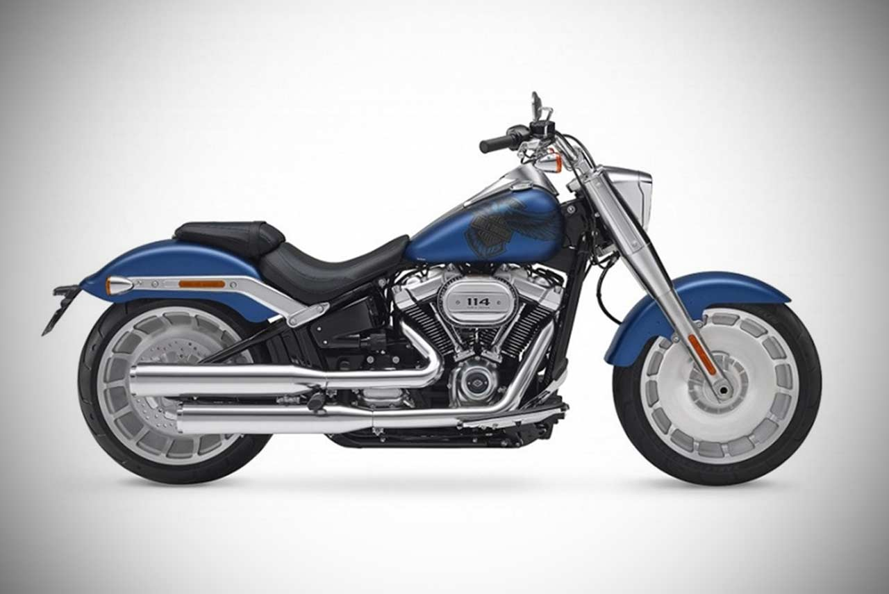 Harley Davidson Fxdr 114 India Launch Price Specs: 2018 Harley-Davidson Low Rider, Deluxe & Fat Boy 114