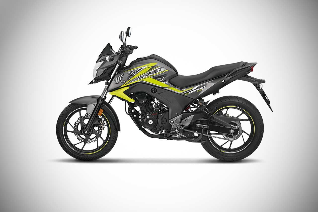 Suzuki >> 2018 Honda CB Hornet 160R Priced from INR 89,175/- onwards | AUTOBICS