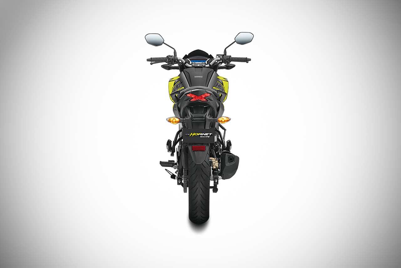 Honda Navi 2018 >> 2018 Honda CB Hornet 160R Priced from INR 89,175/- onwards   AUTOBICS