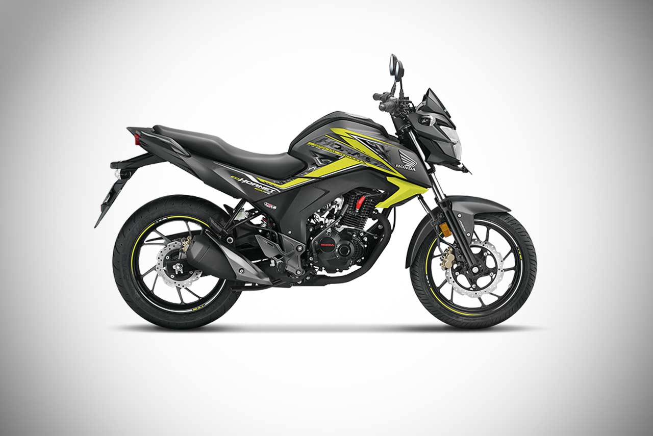 2018 Honda Cb Hornet 160r Priced From Inr 89 175 Onwards