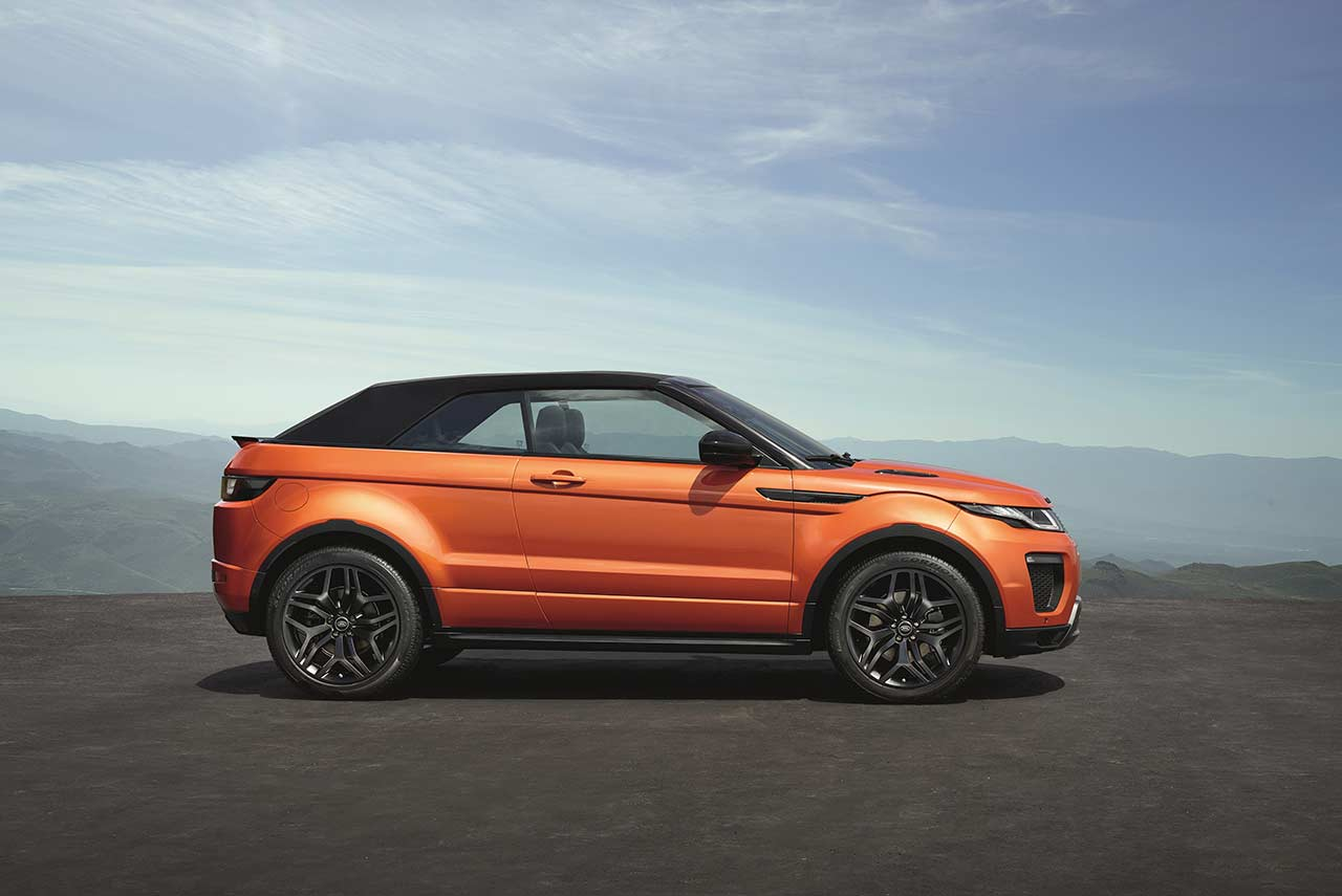 2018 range rover evoque convertible phoenix orange 6. Black Bedroom Furniture Sets. Home Design Ideas
