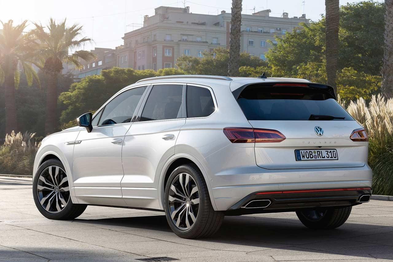 Fastest Car In The World 2018 >> 2019 VW Touareg (1) | AUTOBICS