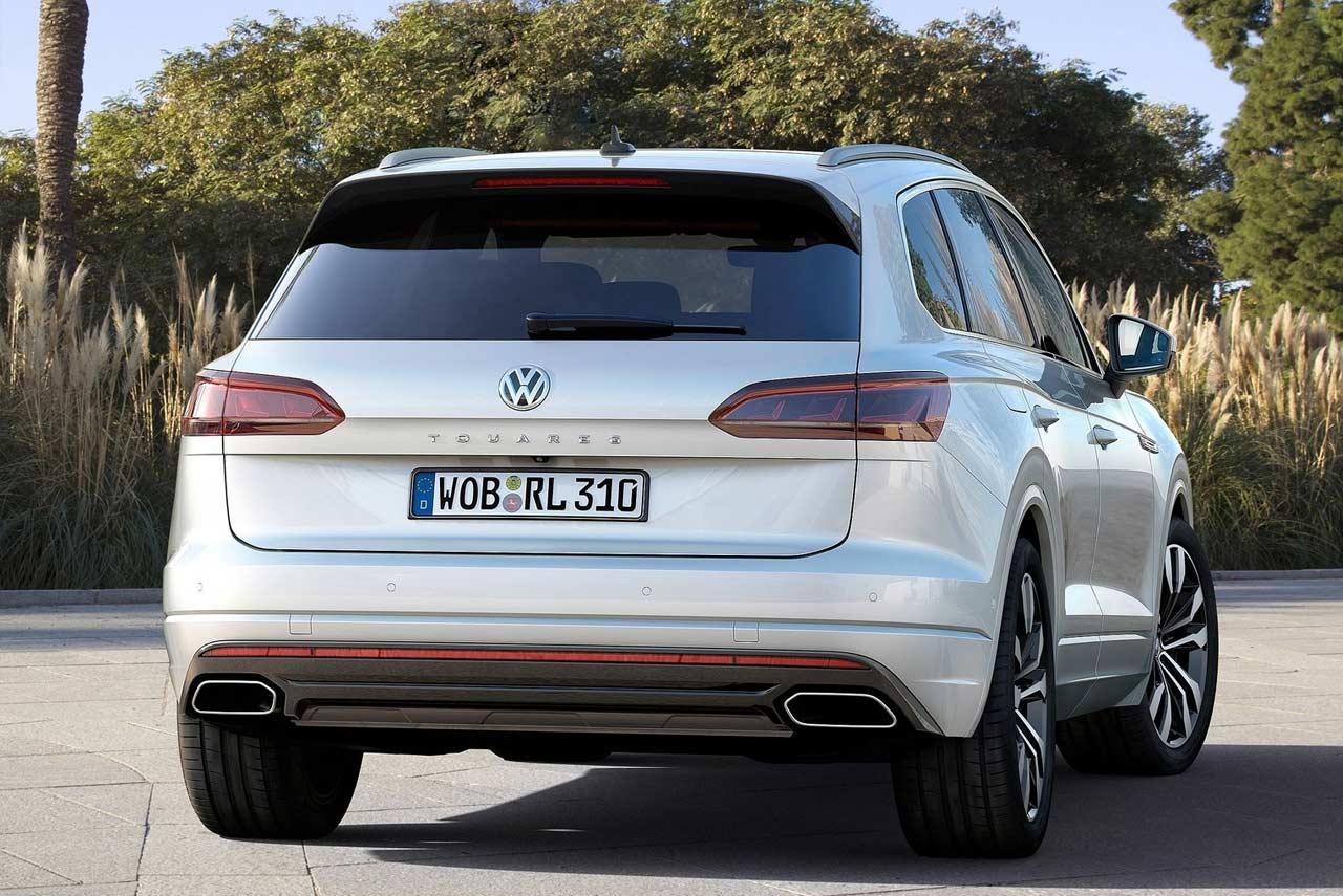 Jaguar Svr >> 2019 VW Touareg (3) | AUTOBICS