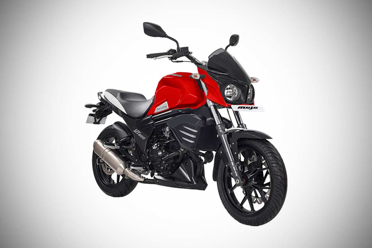 Mahindra Mojo Ut300 Priced At Inr 1 39 Lakh In India