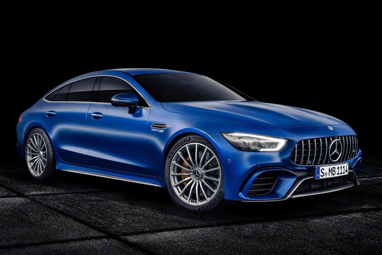 mercedes amg gt 4 door coupe performance meets practicality autobics. Black Bedroom Furniture Sets. Home Design Ideas