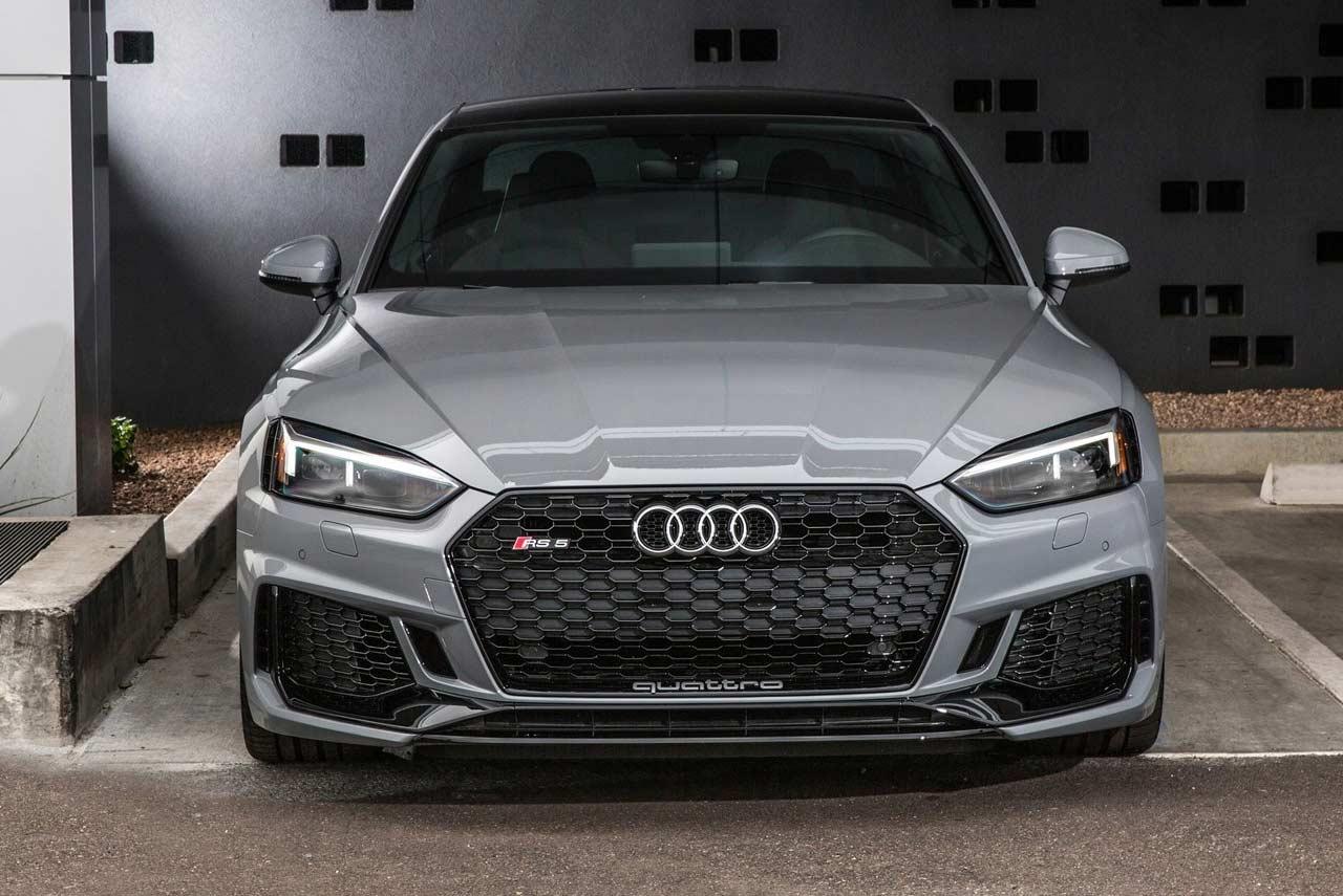 2018 Audi Rs5 Coupe Front Autobics