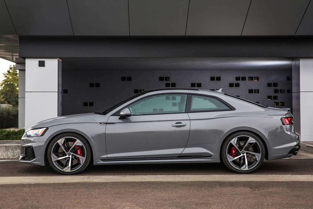 2018 Audi Rs 5 Coupe Priced At Inr 1 10 Crore In India