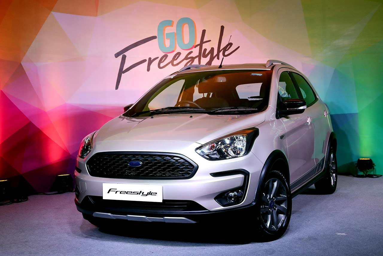 2018 Ford Freestyle Price India Autobics