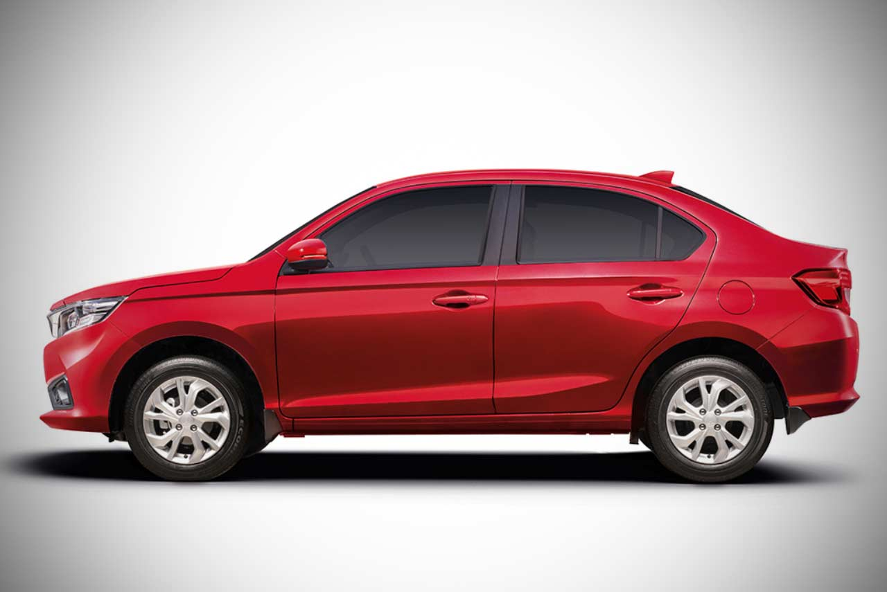 2018 All-New Honda Amaze priced at INR 5.59 Lakh in India ...