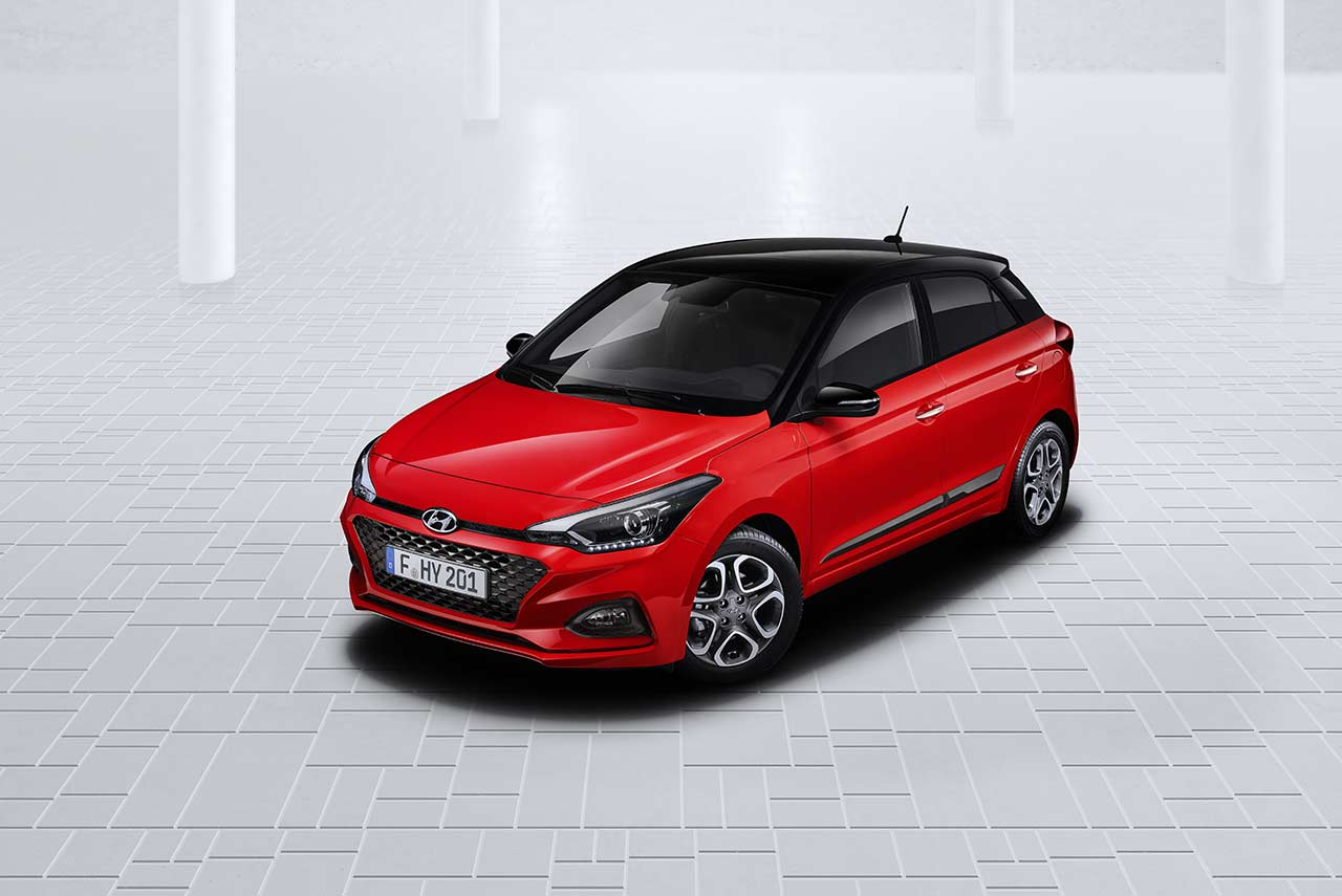 2018 hyundai i20 for europe unveiled gets 7 speed dct and idle stop and go system autobics. Black Bedroom Furniture Sets. Home Design Ideas