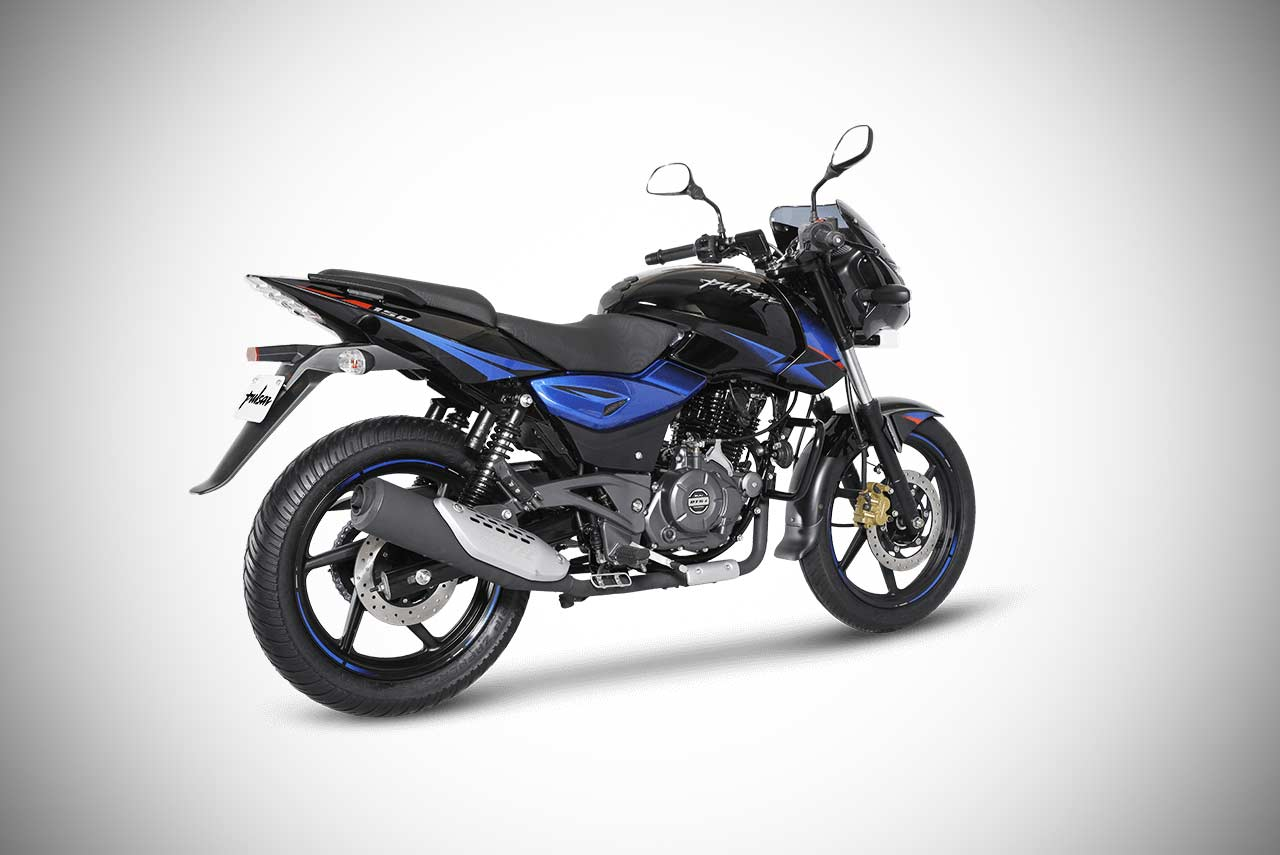 Bajaj Pulsar Twin Disc 2018 Rear Right Autobics