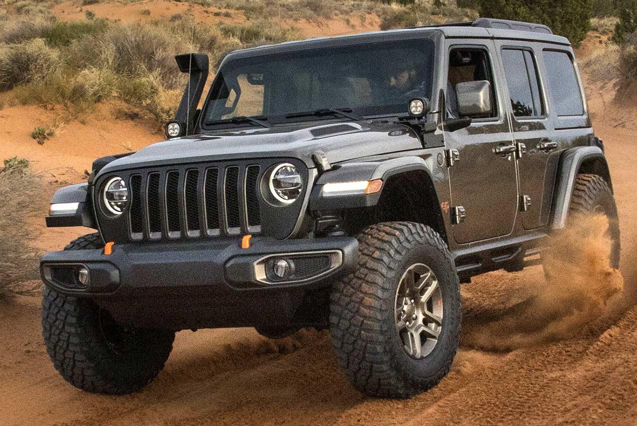 Jeep J Wagon Concept 2018 2