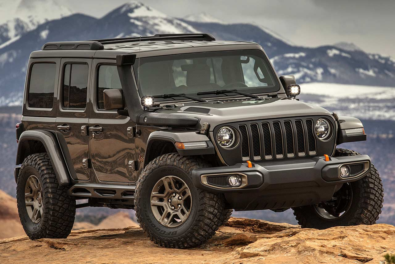 Jeep J Wagon Concept 2018 5