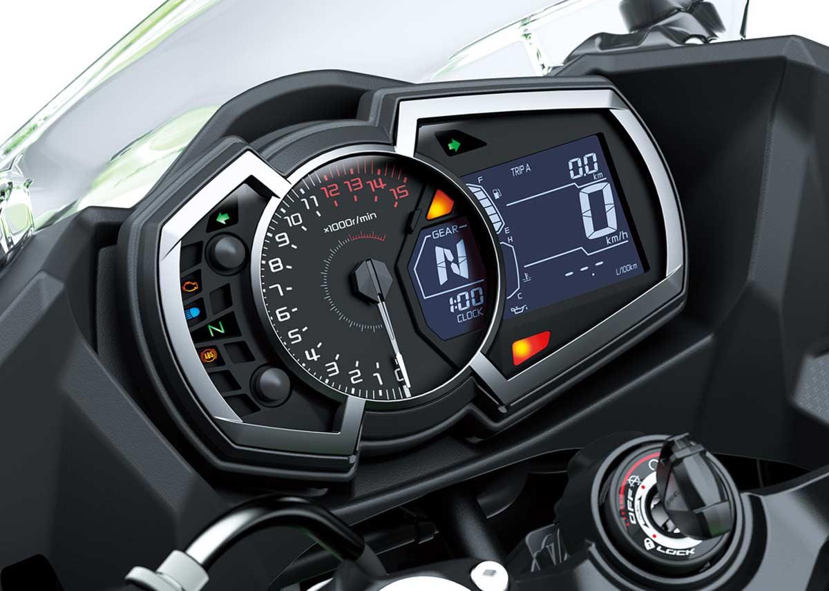 Kawasaki Ninja 400 Speedometer 2018 Autobics
