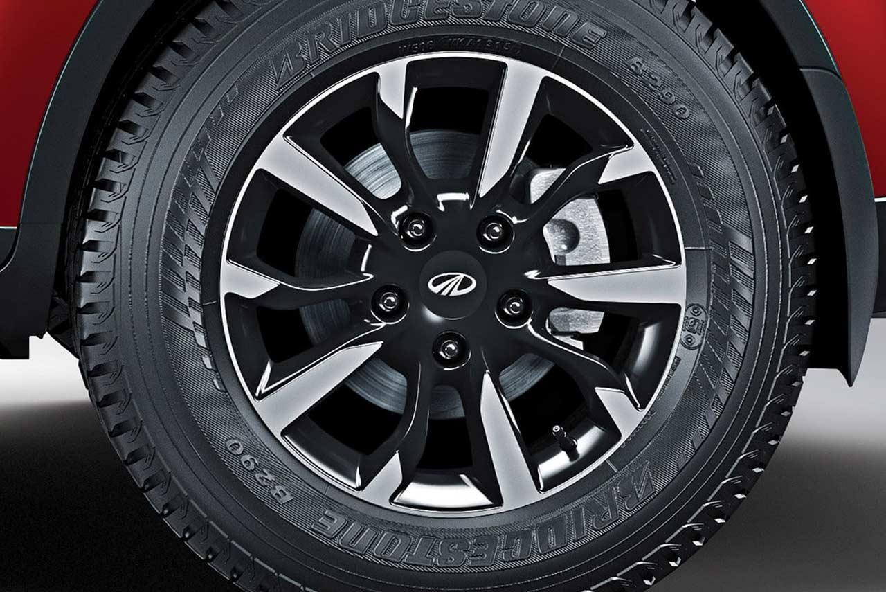 New Mahindra Xuv500 Alloy Wheel Autobics