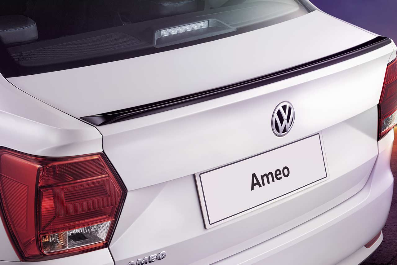 volkswagen ameo pace edition launched in india