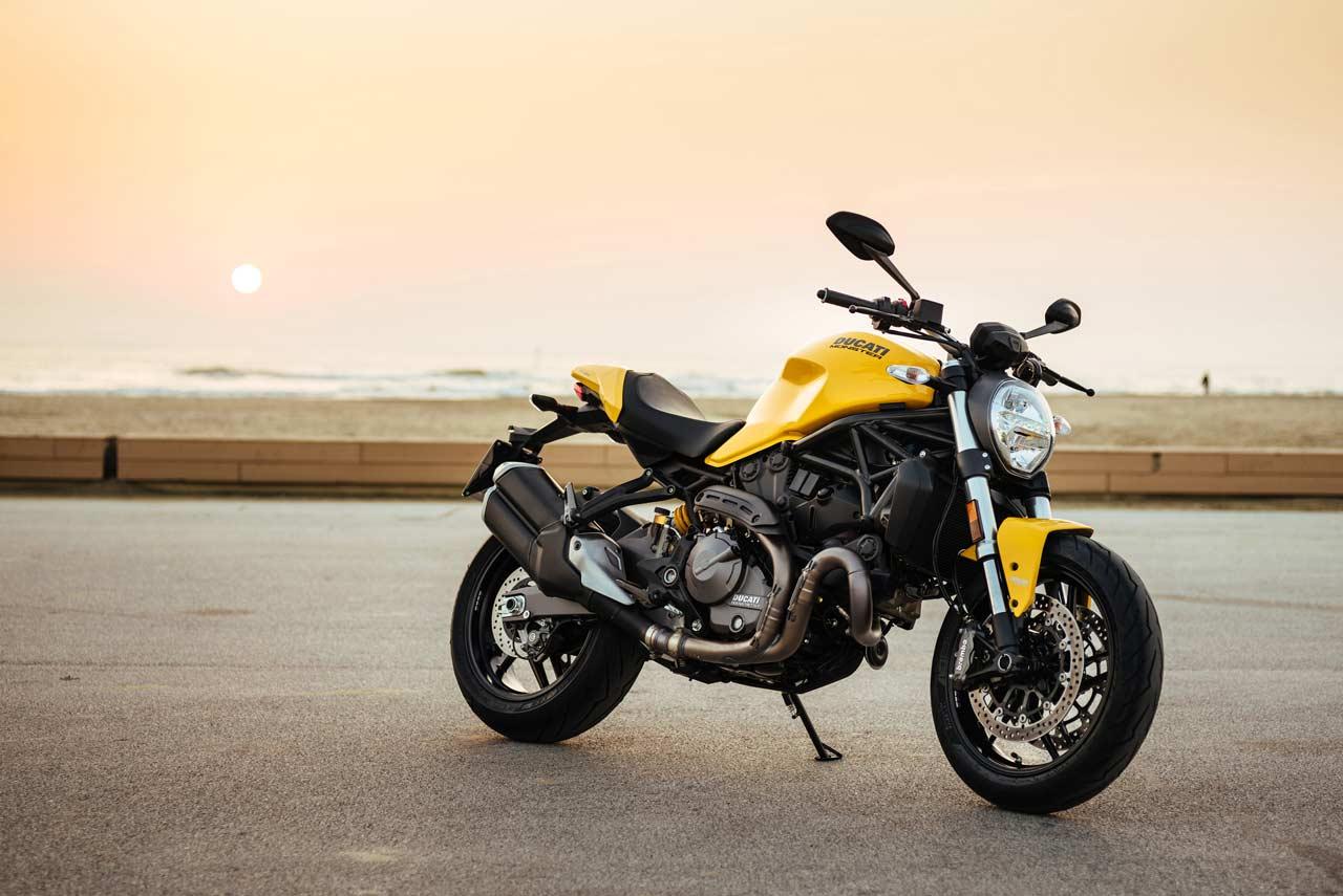 Ray Price Honda >> 2018 Ducati Monster 821 Yellow   AUTOBICS
