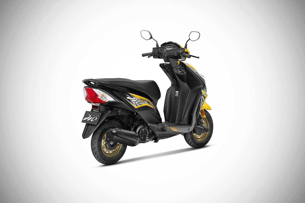 Swift 2018 India >> Honda Dio Deluxe launched in India; Priced at INR 53,292   AUTOBICS