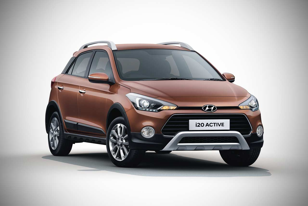 2018 hyundai i20 active launched in india now available in a new colour scheme autobics. Black Bedroom Furniture Sets. Home Design Ideas