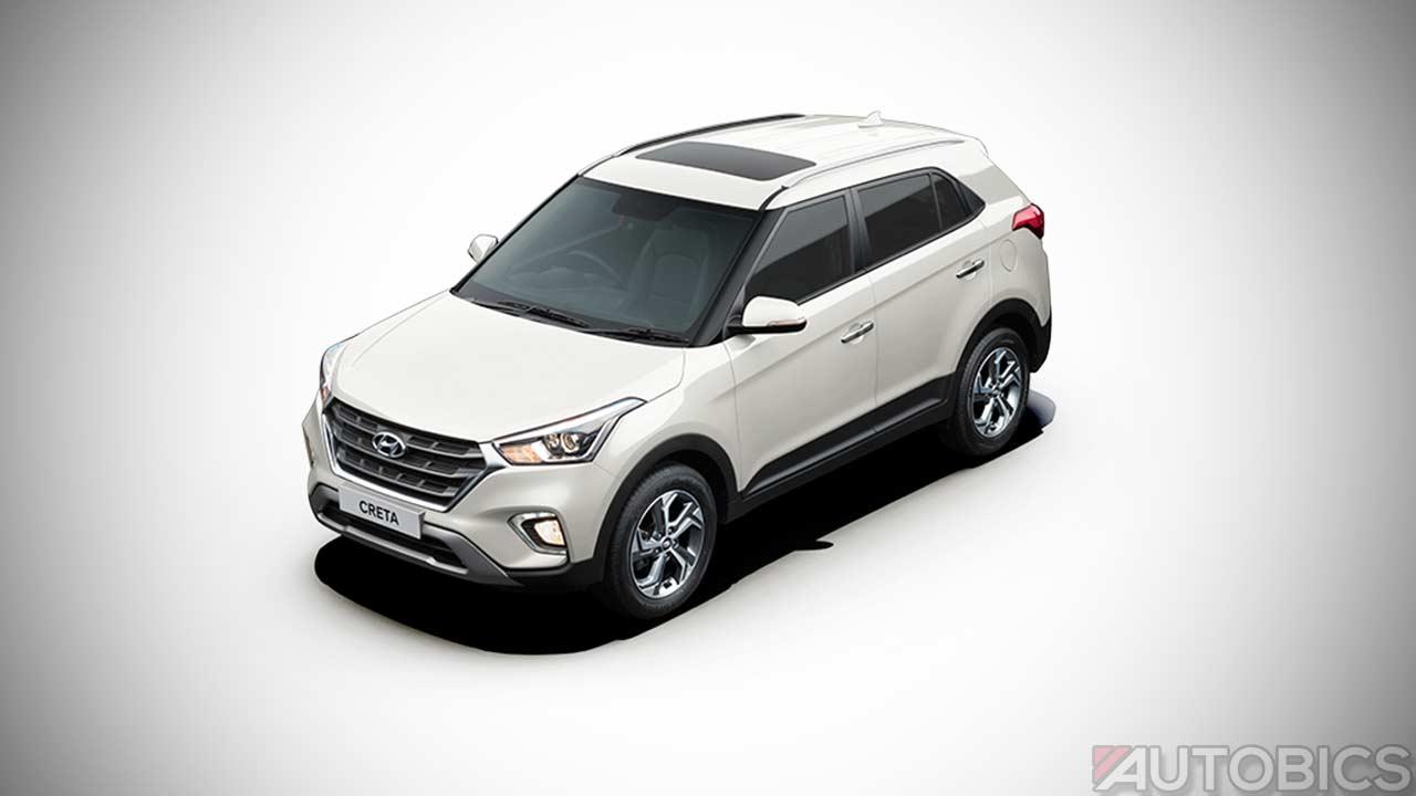 2018 New Hyundai Creta Priced from INR 9.43 Lakh | AUTOBICS