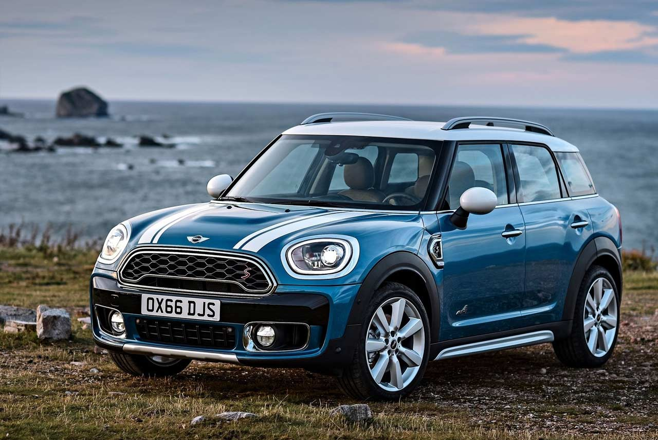 New Mini Countryman Priced From Inr 34 90 Lakh In India Autobics