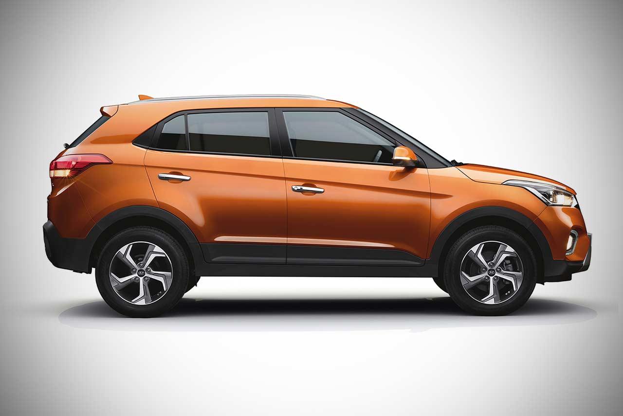 2019 Mercedes Slc >> 2018 New Hyundai Creta Priced from INR 9.43 Lakh | AUTOBICS