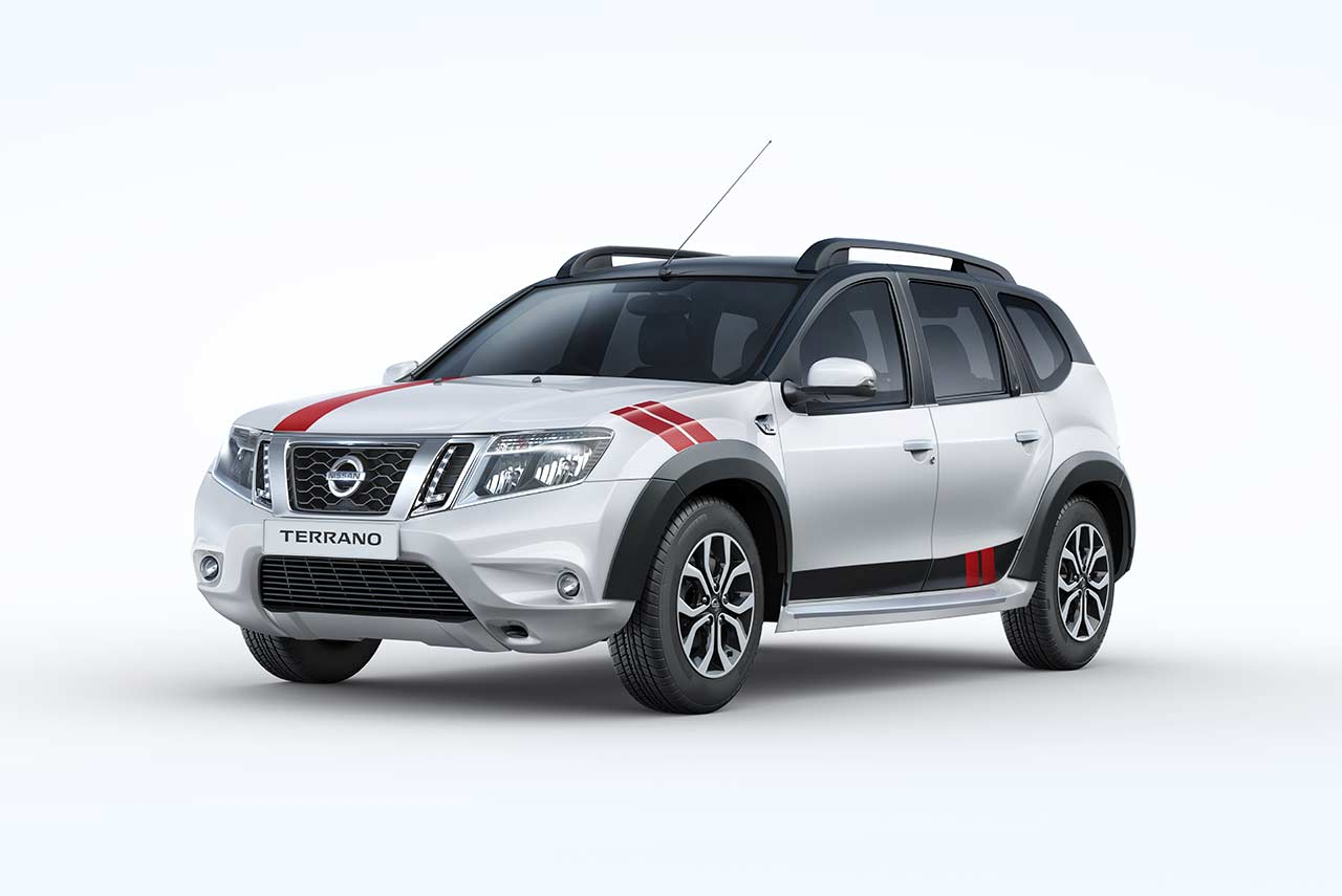 Highest Price Car In The World >> Nissan Terrano Sport Edition Front Left 2018 | AUTOBICS