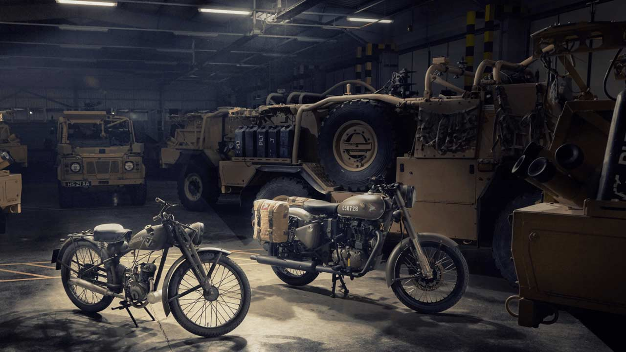 Royal Enfield Gives You The Chance To Own A Brand New