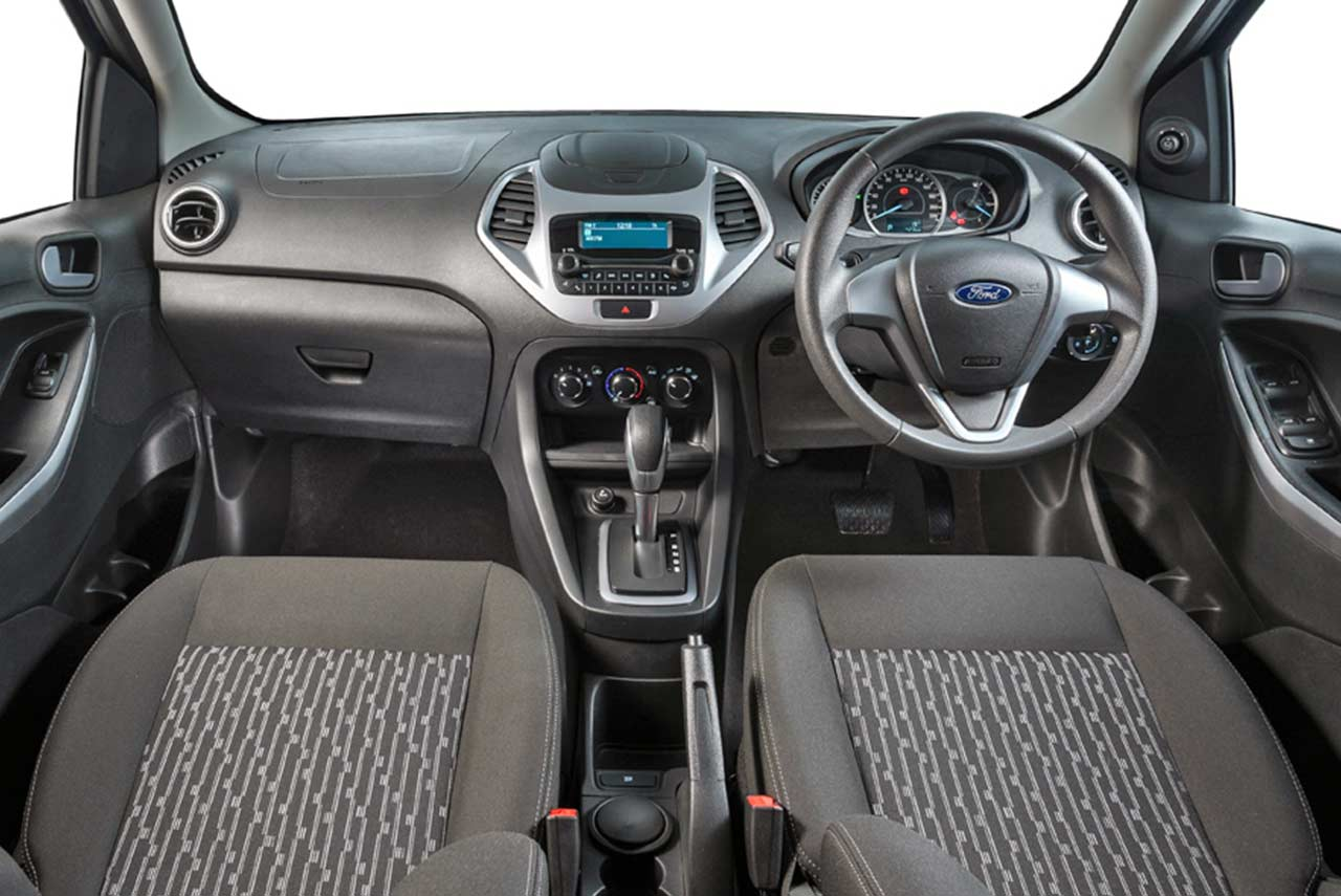 2018 Ford Figo Automatic Trend Interior South Africa