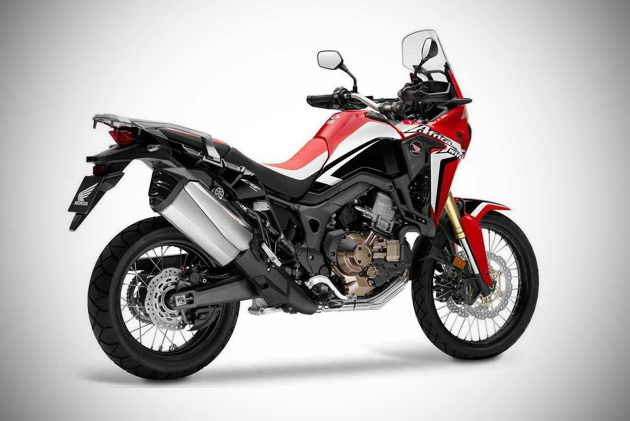 2018 honda africa twin grand prix red rear quarter autobics. Black Bedroom Furniture Sets. Home Design Ideas