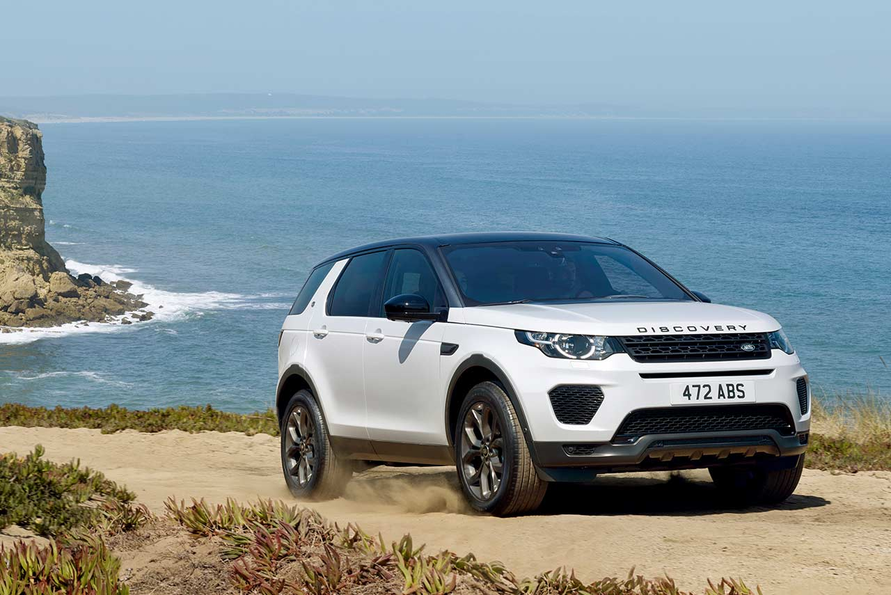 land rover discovery sport landmark edition announced in uk autobics. Black Bedroom Furniture Sets. Home Design Ideas