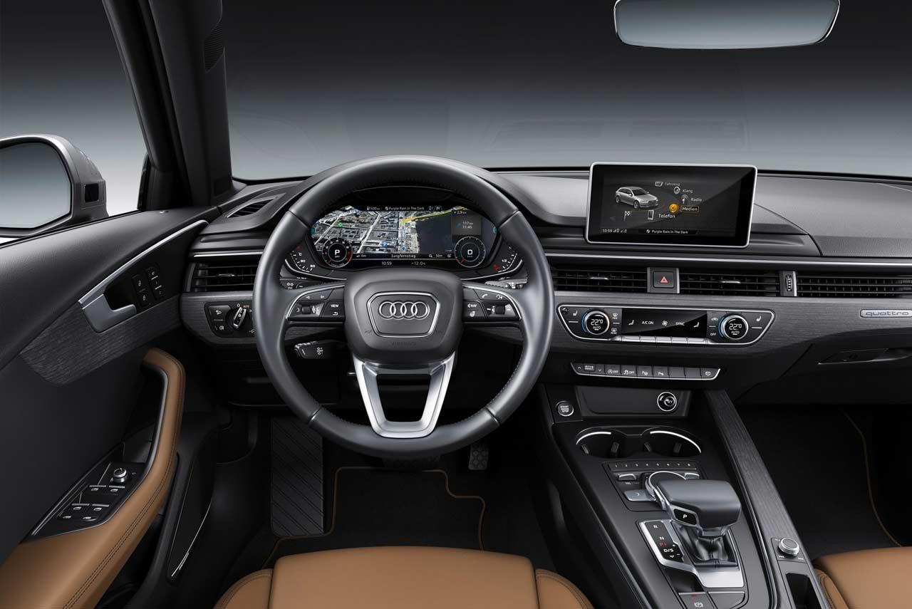 Yes Auto Sales >> 2019 Audi A4 Avant Steering | AUTOBICS