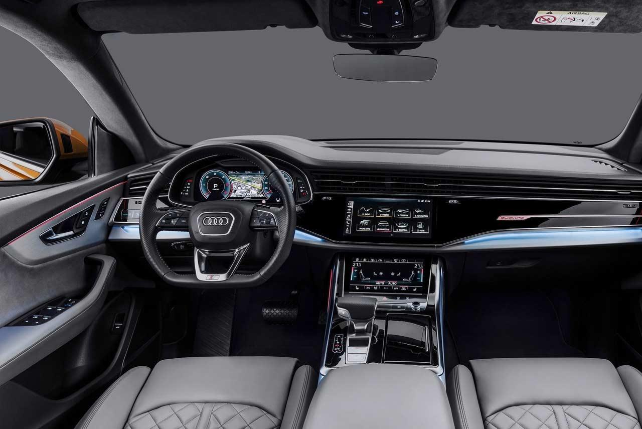 2019 Jeep Truck >> 2019 Audi Q8 Interior | AUTOBICS
