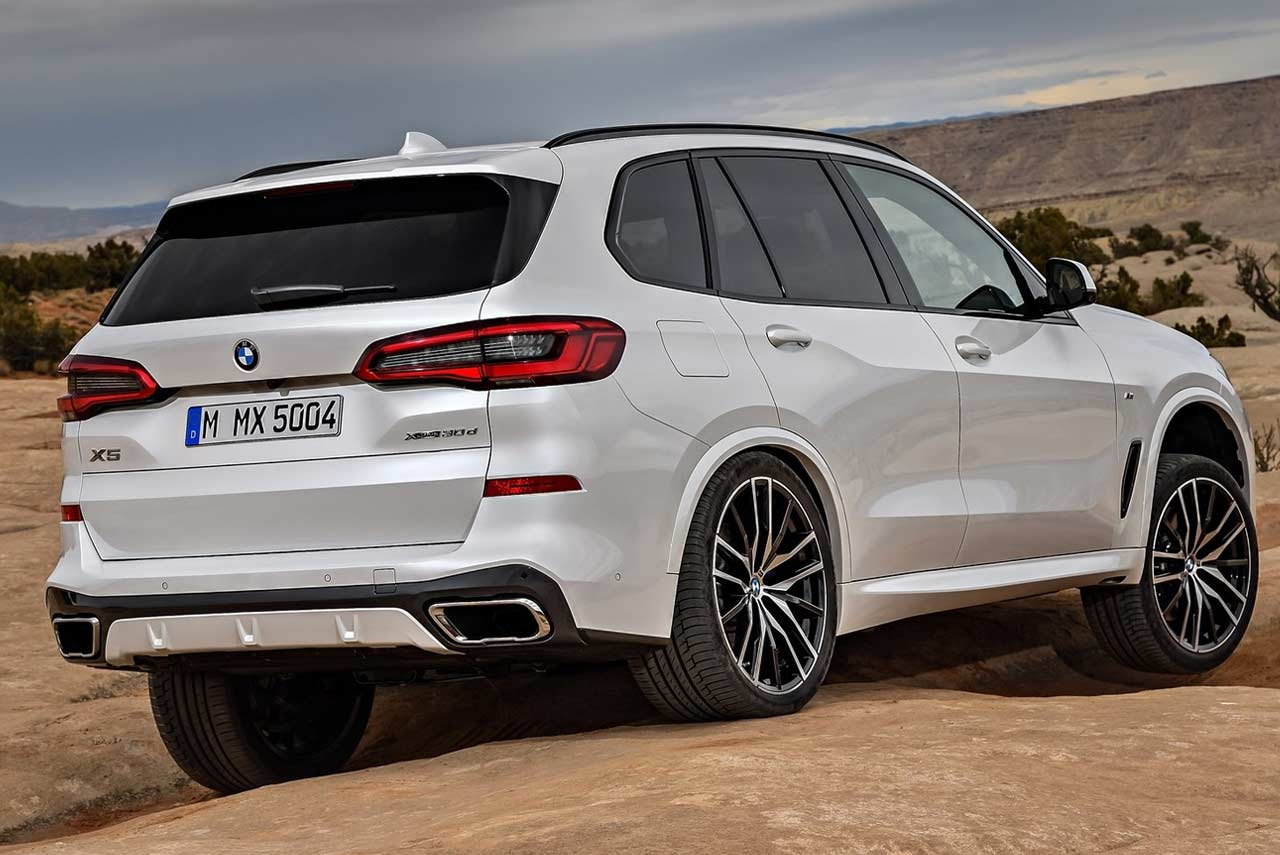 the all new 2019 bmw x5 has been unveiled autobics. Black Bedroom Furniture Sets. Home Design Ideas
