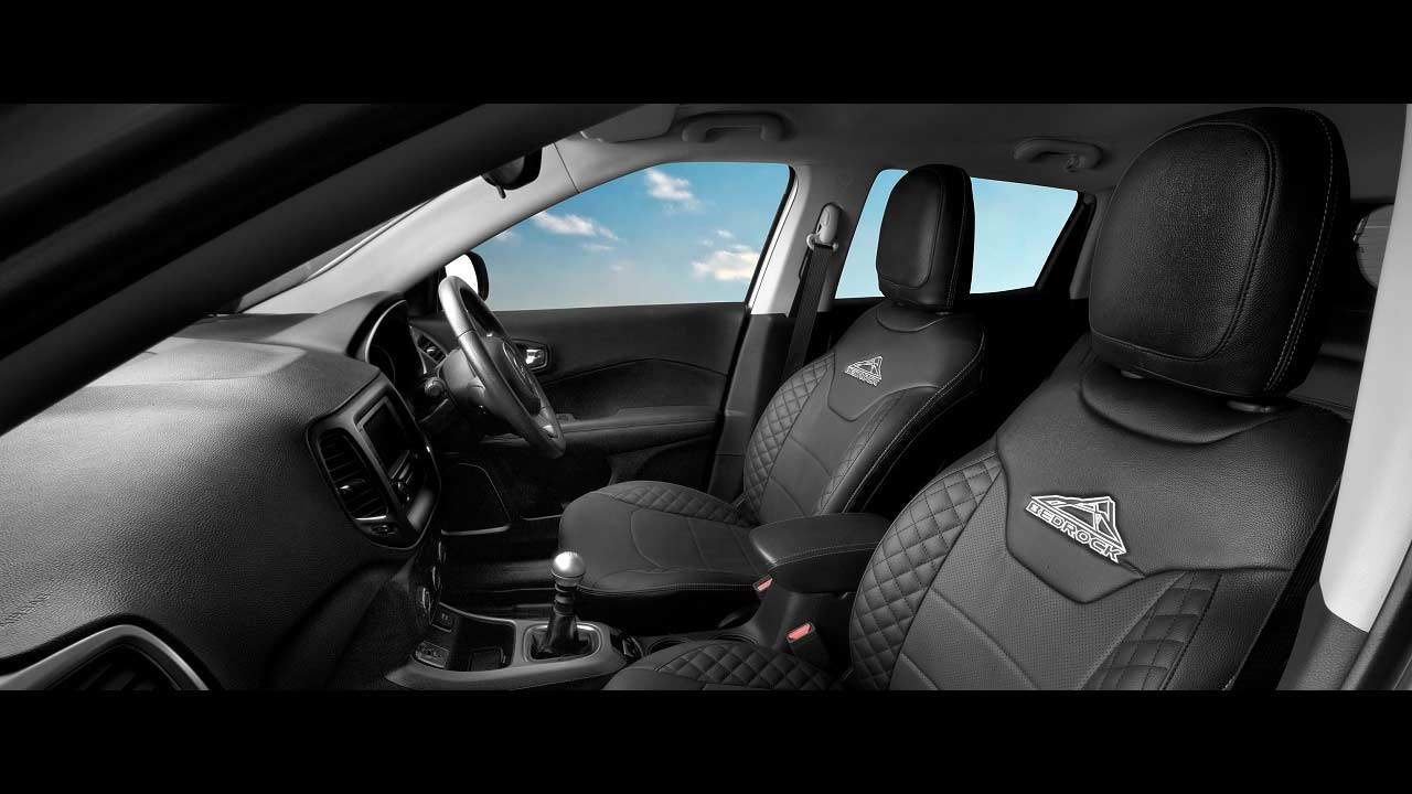 Jeep Compass Bedrock Edition Seat Cover 2018 Autobics