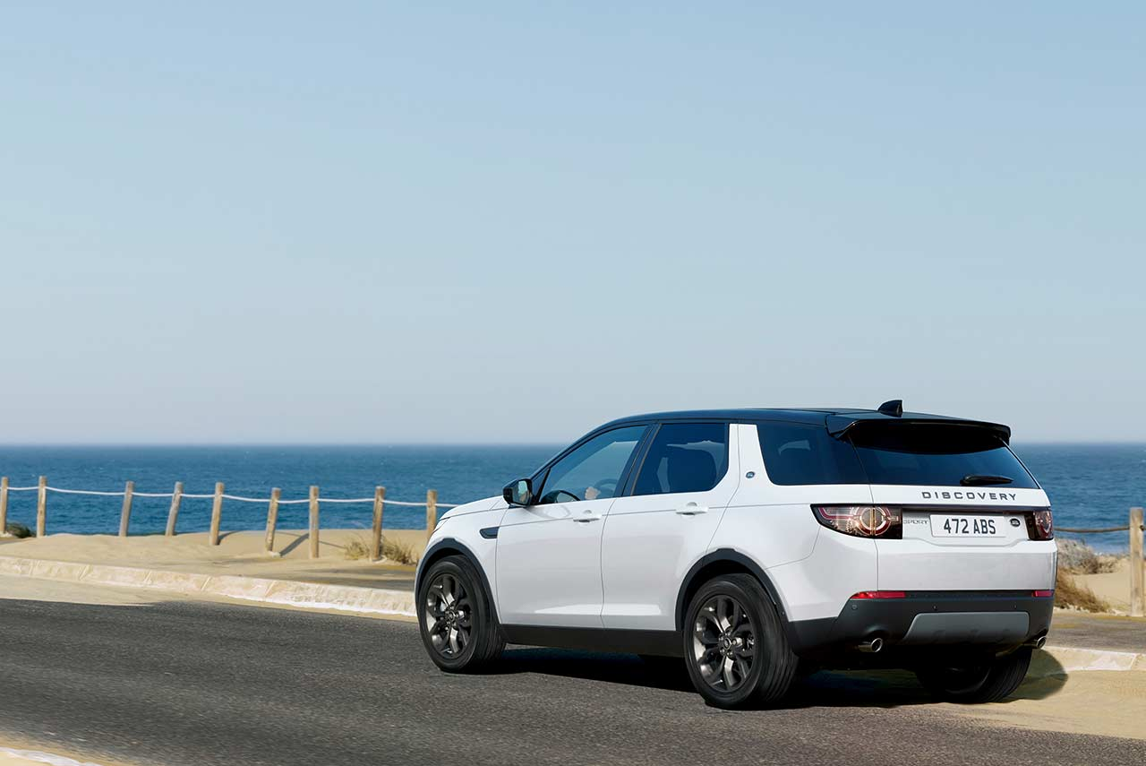 land rover discovery sport landmark edition announced in. Black Bedroom Furniture Sets. Home Design Ideas