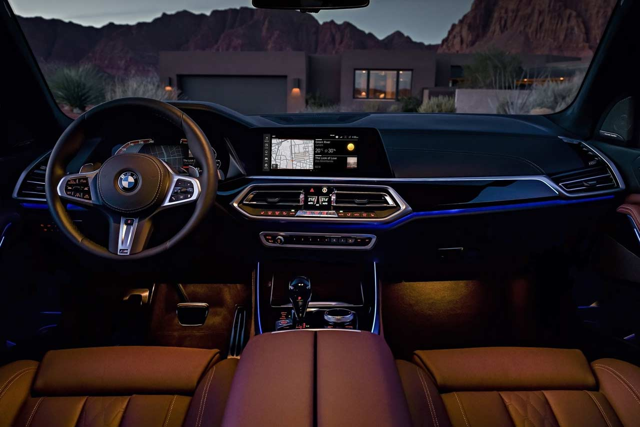 The all new 2019 bmw x5 has been unveiled autobics for Bmw x5 interior
