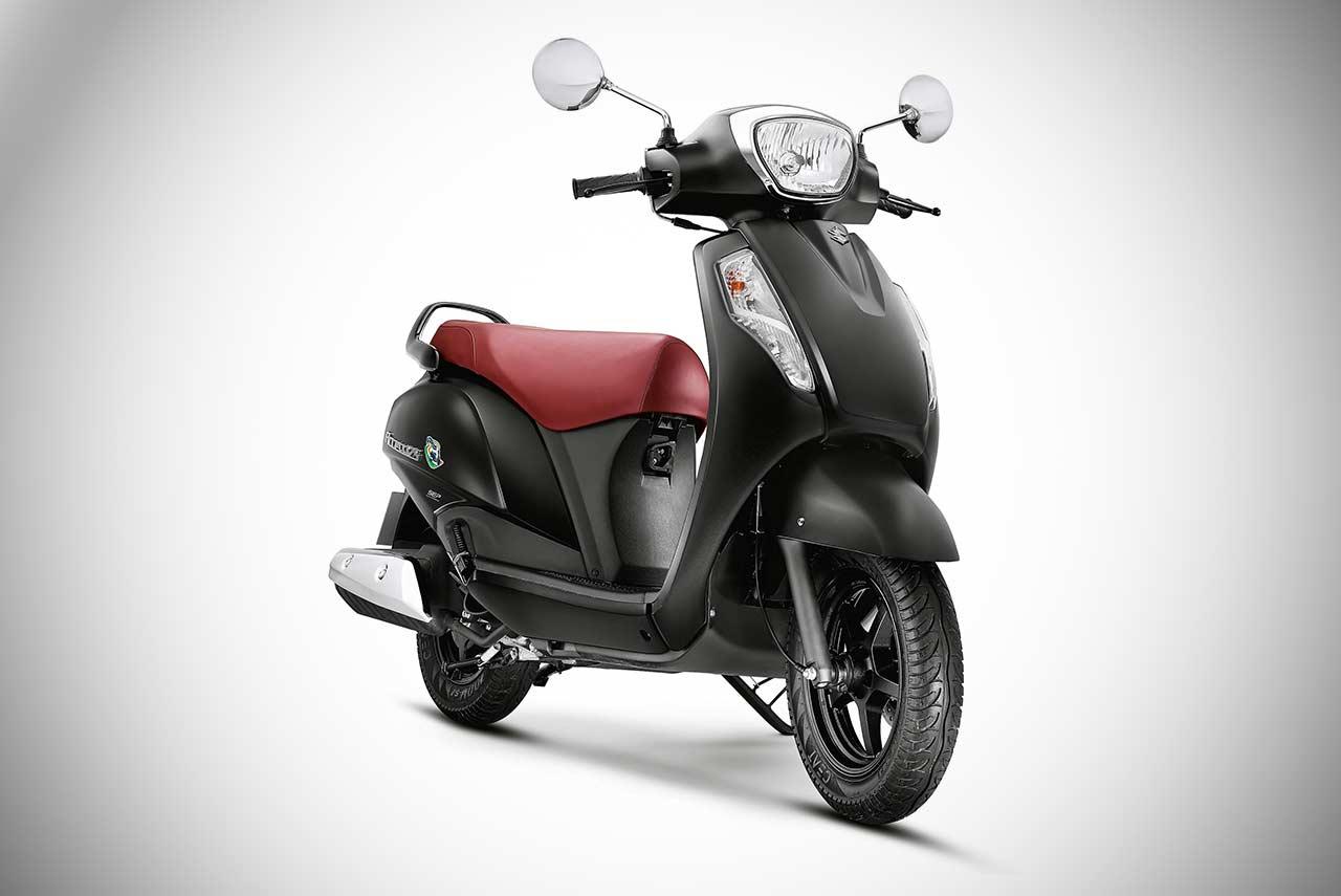 Suzuki Access Special Edition Black Colour