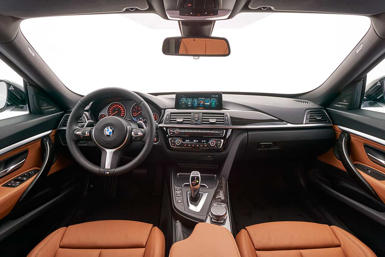 2018 Bmw 3 Series Gran Turismo Interior Dashboard Autobics