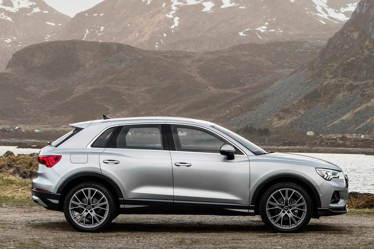 2019 Audi Q3 Silver Side Autobics