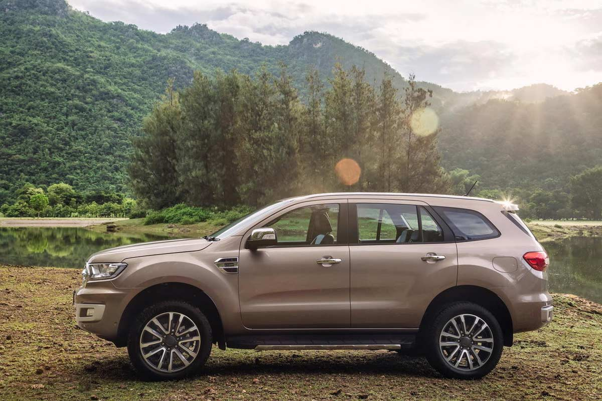2019 Ford Everest Endeavour Launched In Thailand Autobics