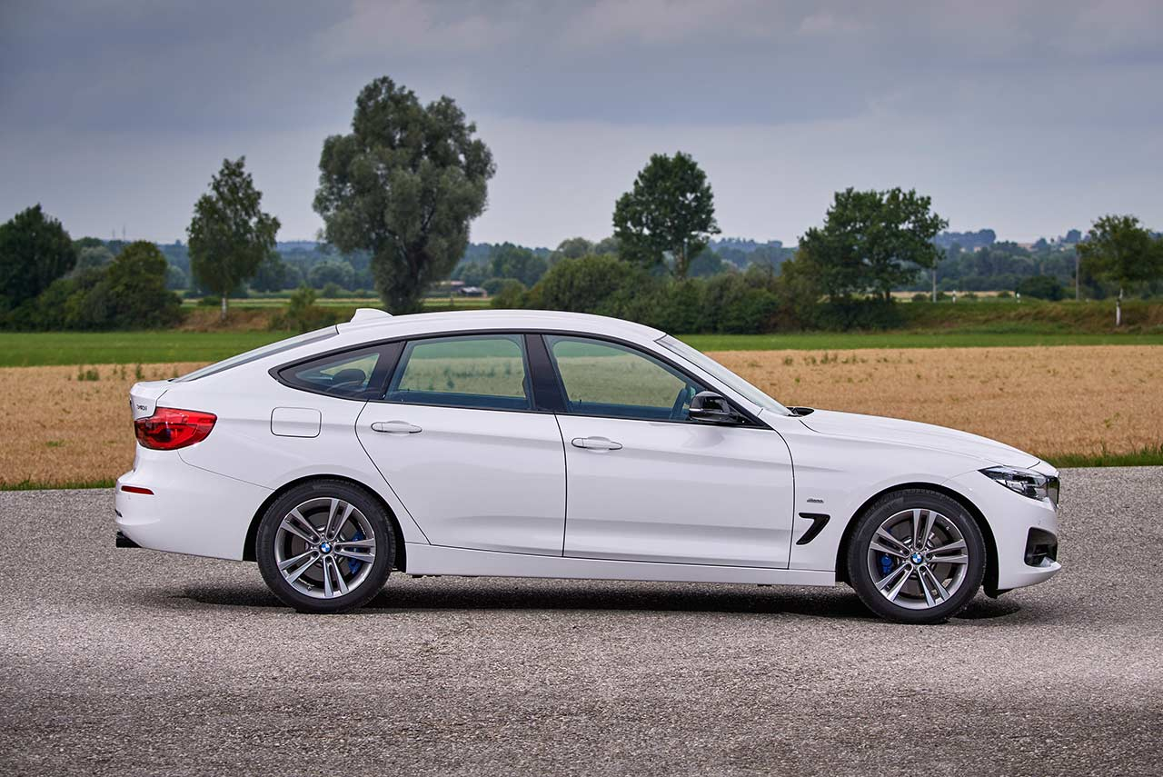 bmw 3 series gran turismo sport priced at inr lakh. Black Bedroom Furniture Sets. Home Design Ideas