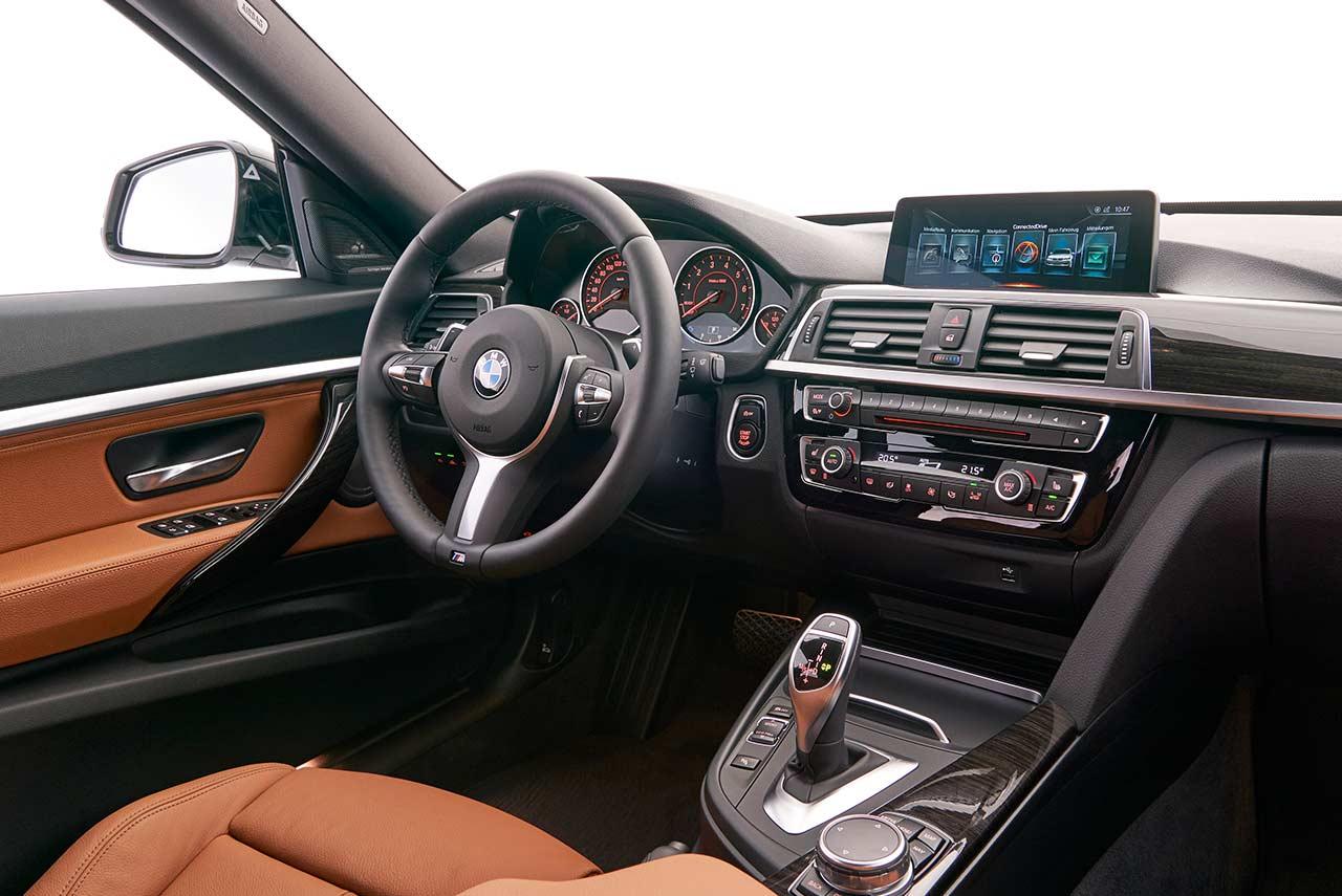 Bmw 3 Series Gran Turismo Interior Steering 2018 Autobics