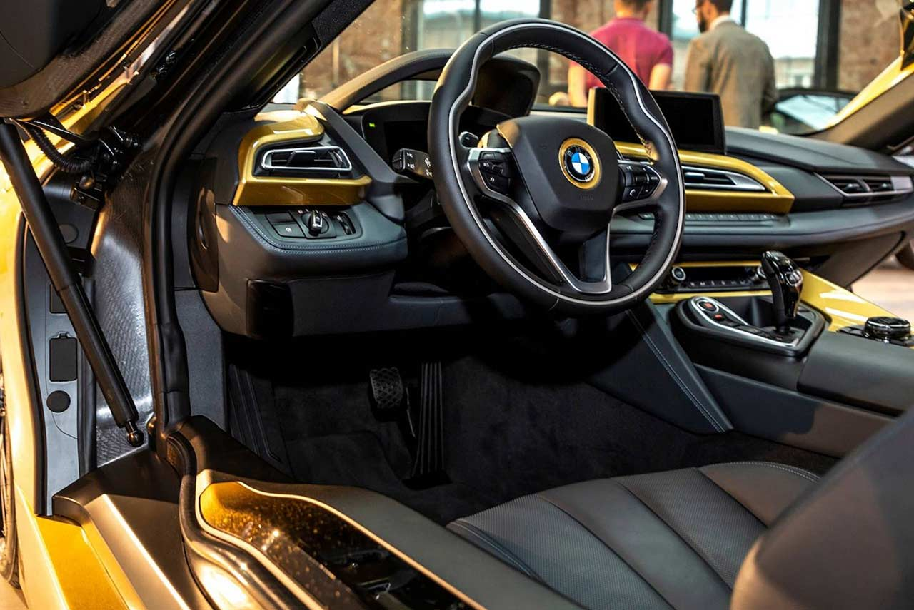 Bmw I8 Starlight Edition Interior 2018 Autobics