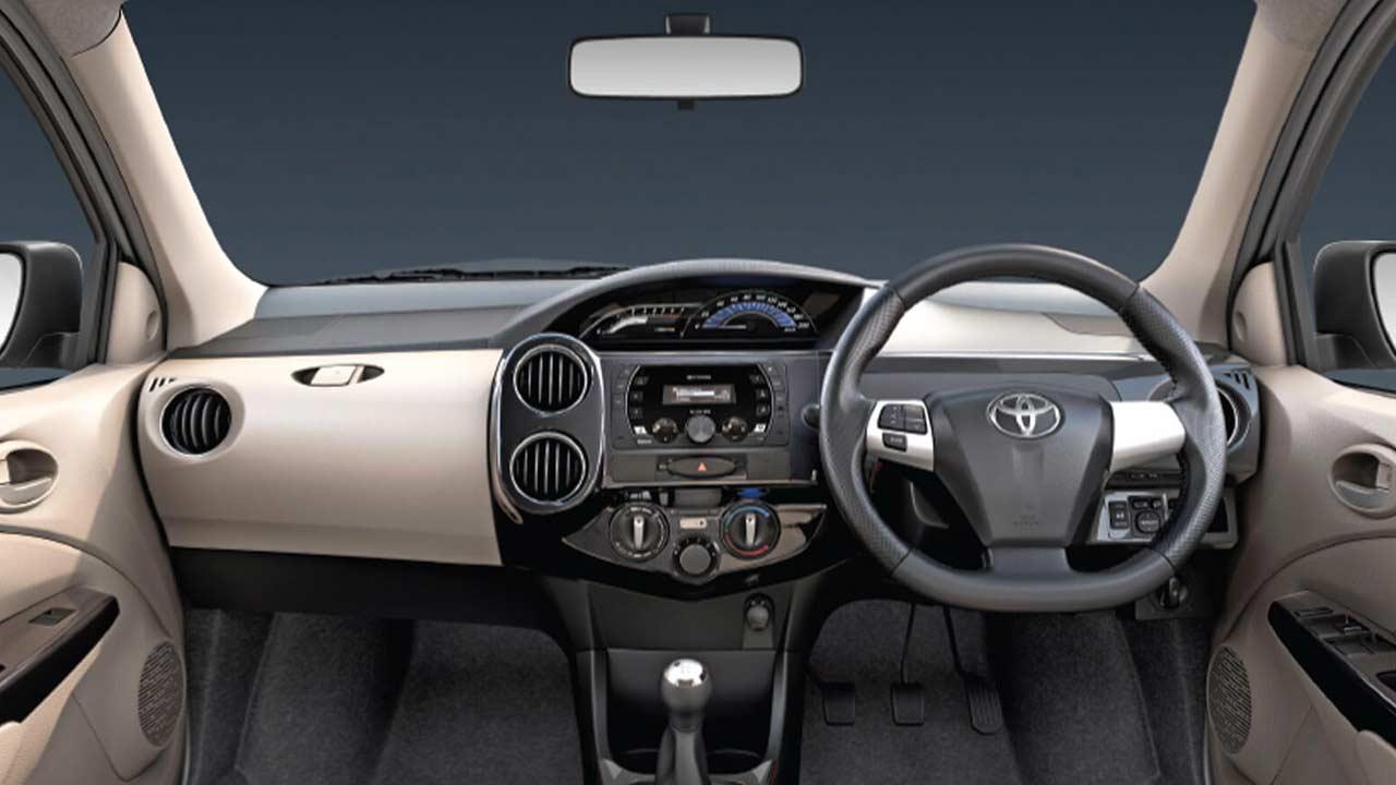 Skoda Superb Interior 2018 >> Toyota Etios Dual Tone Interior 2018 | AUTOBICS
