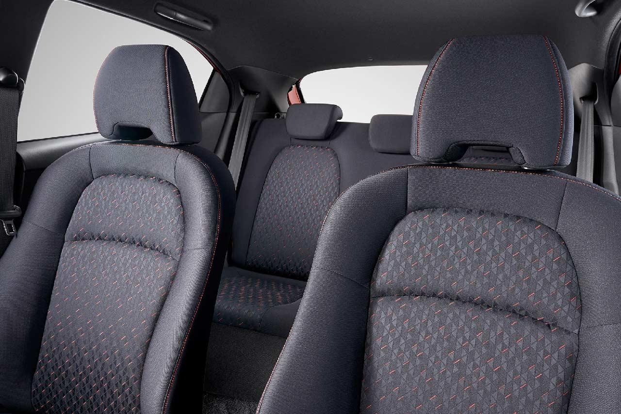 2018 Honda Brio Rs Interior Seats Autobics