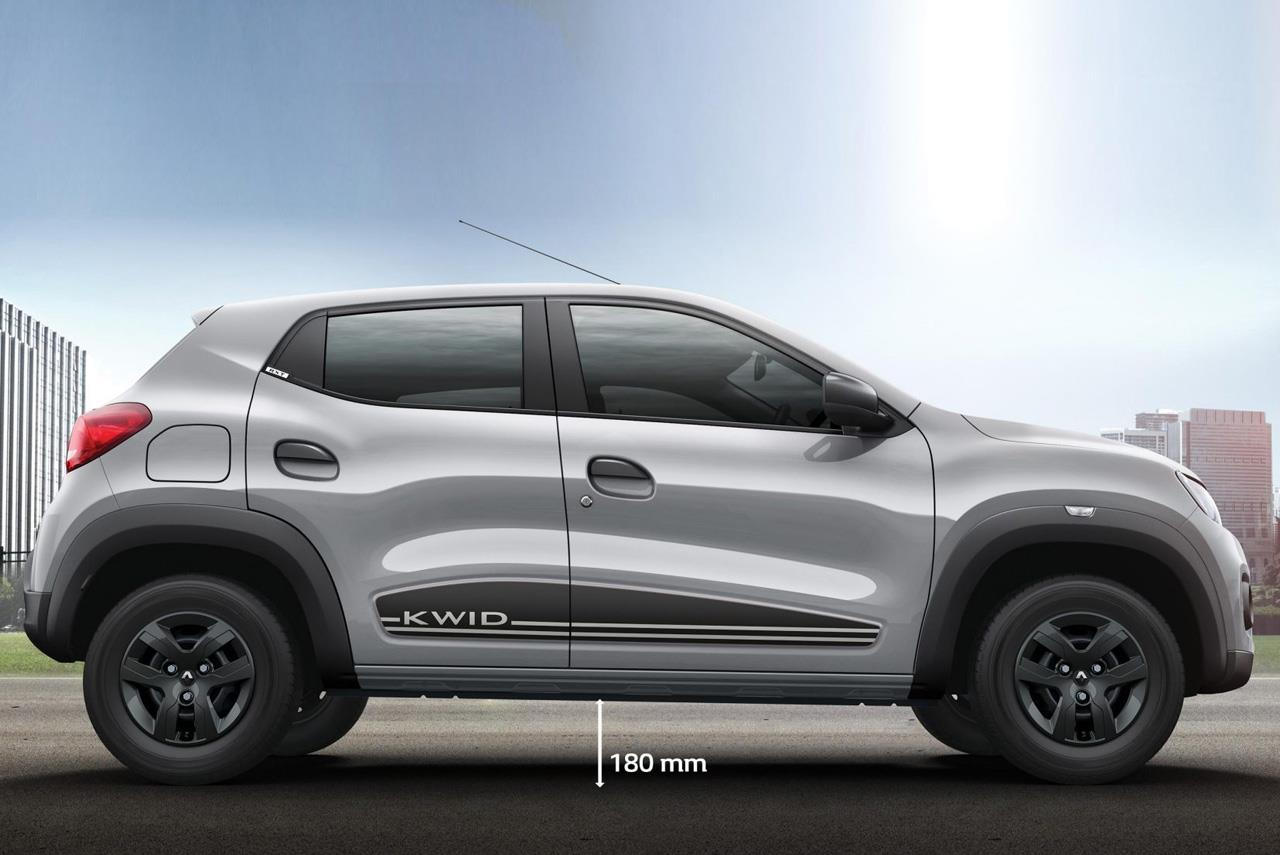 2018 renault kwid range launched in india  comes with new features